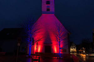 """Night of Light"" in Kohlberg"